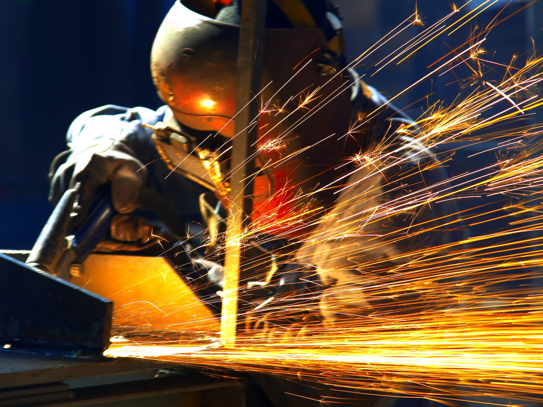 Experts in metal fabrication